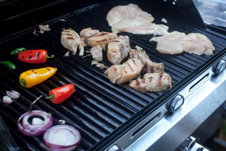 Residential Grill Cleaning
